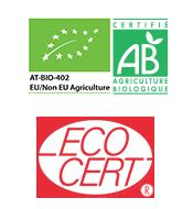 Label Ecocert - Agriculture BIO